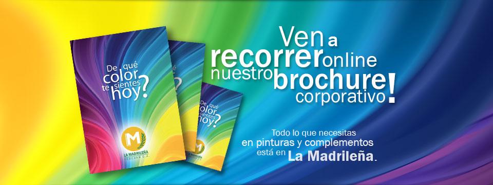 Ven a recorrer nuestro brochure corporativo!